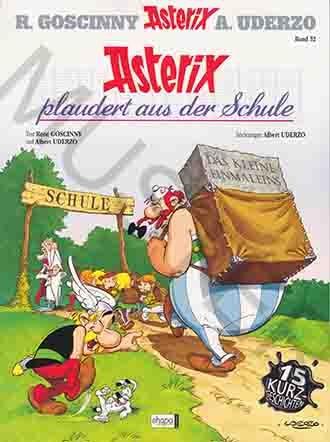 Asterix Bd. 32 - Asterix plaudert aus der Schule - Softcover
