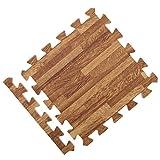 Stuoia della giuntura MMM Schiuma Mat Splice 30 * 30cm Camera da letto Tappetino tappeto soggiorno Crawling 9PCS (Colore : #1, dimensioni : 30 * 30 * 1cm/9pcs)