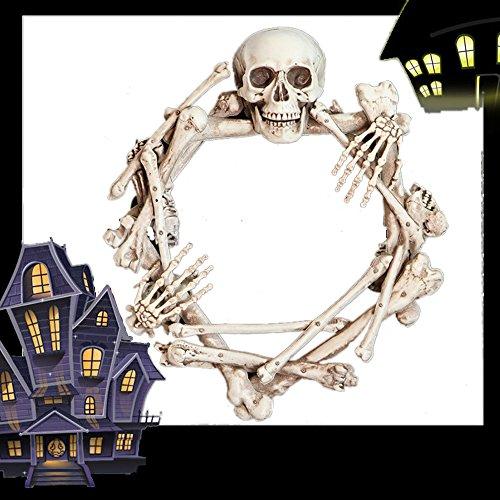 ween 65x55x17CM Halloween-Haus-Bar Scary Spooky Prop-Dekor (Scary Halloween-dekor)