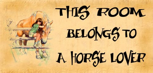 birthday-occasion-wooden-funny-sign-wall-plaque-this-room-belongs-to-a-horse-lover