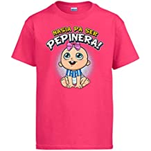 Diver Camisetas Camiseta Nacida para ser Pepinera Leganés fútbol