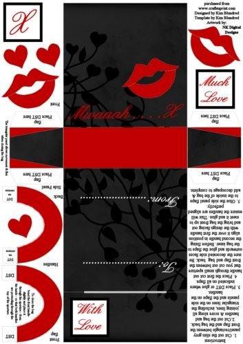 single-sheet-trinket-bag-mwaaah-much-love-by-kim-blundred
