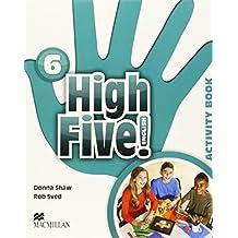 HIGH FIVE! 6 Ab Pk - 9780230464407
