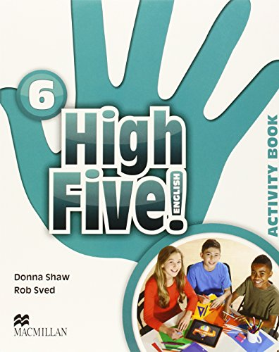 HIGH FIVE! 6 Ab Pk - 9780230464407 por Donna Shaw