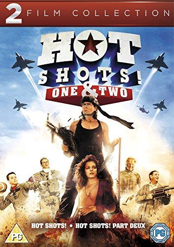 Bild von Hot Shots/Hot Shots:Part Deux [DVD-AUDIO]