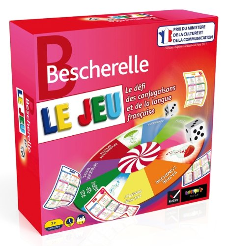 Bescherelle le jeu (Bescherelle jeux)