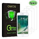 [3 Stück] Panzerglas Schutzfolie für iPhone 7