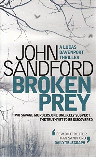Book Broken Prey