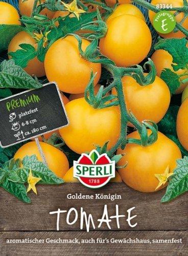 Sperli Tomate Goldene Königin