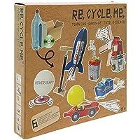 Imaginarium Re Cycle Me Science - Kit de reciclaje para diseñar diferentes piezas, ...