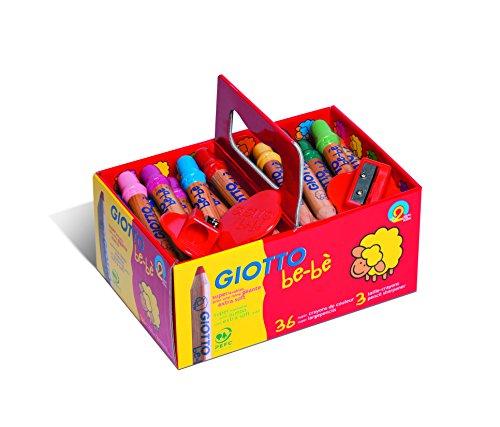 giotto-be-be-946207-pencil-crayons-36-units-3-pencil-sharpener