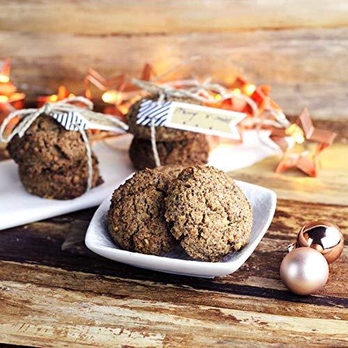 Lower Carb* Natur Lebkuchen von Soulfood LowCarberia 175g