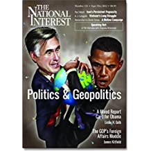 The National Interest (September/October 2012 Book 121) (English Edition)