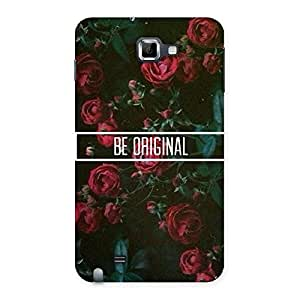 Neo World Be Original Back Case Cover for Galaxy Note