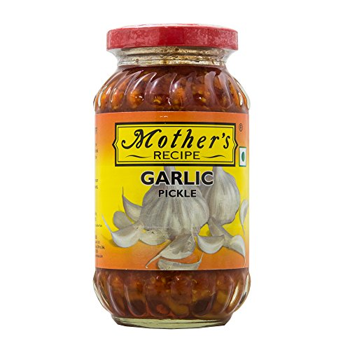 Mother's Recipe Garlic Pickle, 300g