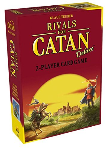 Catan Studios cn3134 Rivals For Catan - Juego