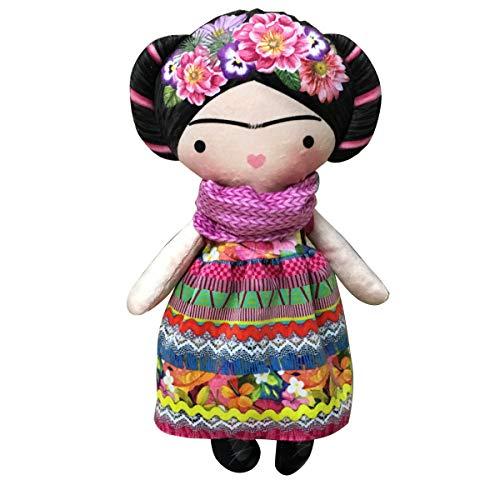 ARTEMODEL- muñeca Mexicana, (1)