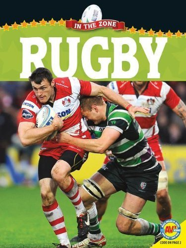 Rugby (In the Zone) by Purslow, Frances (2013) Library Binding par Frances Purslow