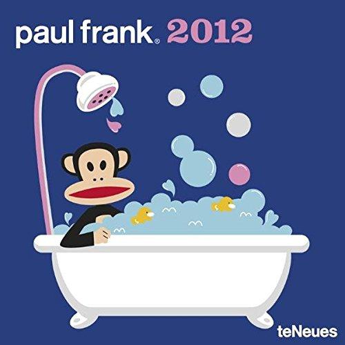 2012 Paul Frank Grid Calendar