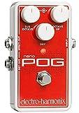 Electro Harmonix 665227effetto di chitarra elettrica con Sintetizzatore Filtro Nano POG