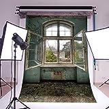 Dünne Vinyl Studio Vintage Fotostudio-Hintergrund für Fotostudio 5 x 7 FT/150X210CM FG112