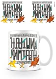 Disney MG24045 The Lion King (Hakuna Matata) Mug, Multicolore