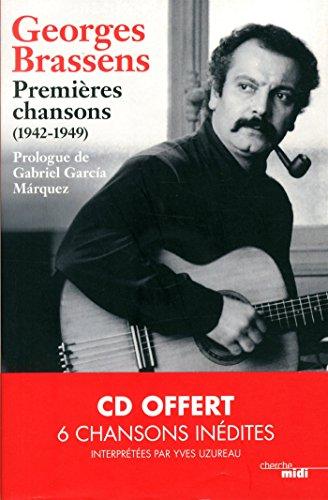 Premières chansons (1942-1949) (1CD audio) par Georges Brassens