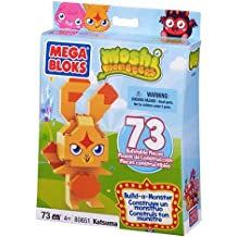 Moshi Monsters - Mega Bloks - edificable moshi
