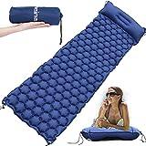 Luftmatratzen Camping Schlafmatte Isomatte Aufblasbare Pad für Outdoor Reisen...