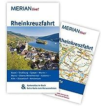 Rheinkreuzfahrt: MERIAN live! - MIt Extra-Karte zum Herausnehmen