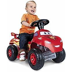 FEBER 800011148 - Cars Lightning McQueen 3, quad giocattolo