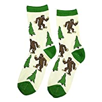 LazyOne Unisex Out Cold Penguin Adult Crew Socks Size UK 6-9 (EU 38-43/US 10-13)