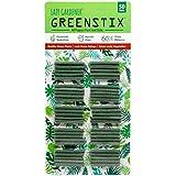 Lazy Gardener GreenStix All Purpose Plant Fertilizer Sticks for Pot Plants