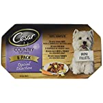Cesar Classics - Wet Dog Food for Adult Dogs 1 + Mixed Selection in Loaf, 16 Trays (16 x 150 g) 7