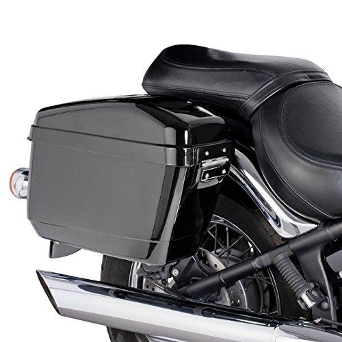 Hard saddlebags + mounting supports Easy Honda VTX 1300 R/S