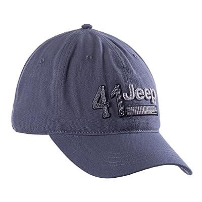Jeep Mütze mit Stoffapplikation der Zahl 41 J8s Herren Kopfbedeckungen, Baseball Cap von Trerè Innovation S.r.l. Unipersonale, de sporting goods, TRMHD - Outdoor Shop