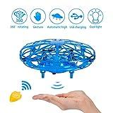 NEWYANG Mini Drône UFO pour Enfants - Jouet Volant Hélicoptère Télécommandé Drône USB Rechargebale Drone Quadcopter...