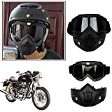 VheeloCityin Face Mask for Motorcycle