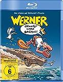 Werner 4 - Gekotzt wird später! [Blu-ray]