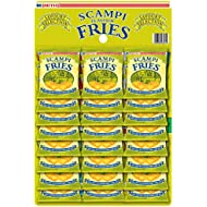 Smiths Savoury Snacks Selection Scampi Fries, 27 g (Pack of 24)