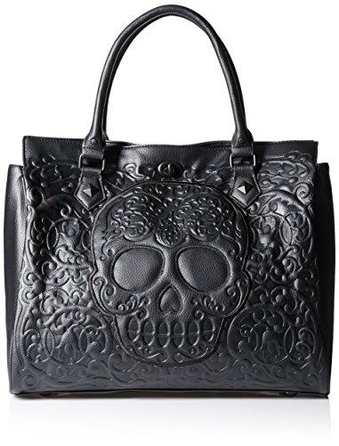 loungefly-black-on-black-lattice-skull-handbag