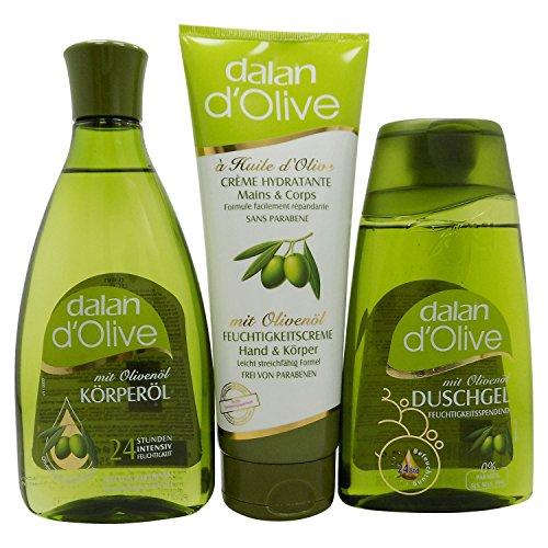 dalan-d-olive-3-tlg-pflegeset-mit-olivenol-bestehend-aus-250-ml-duschgel-250-ml-feuchtigkeitscreme-f