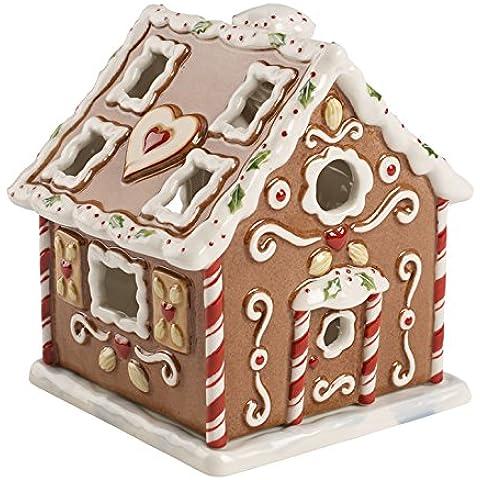 Villeroy and Boch Winter Bakery decoración casa de pan de jengibre