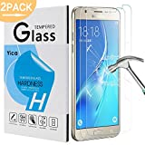 2 Stück Galaxy J5 2016 Glas Folie Schutzfolie Panzerfolie Displayschutzfolie,Yica 9H Hartglas Glasfolie Displayschutzglas Display Folie Screen Protector für Samsung Galaxy J5 2016