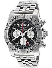 Breitling AB0420B9/BB56-375A Chronomat 44 GMT Automatic Men's Watch