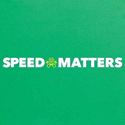 PistonHeads Speed Matters New T-Shirt, Herren Keltisch-Grn