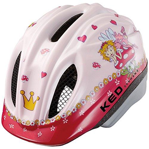 Preisvergleich Produktbild Bike Fashion Mädchen Radhelm 52-58 Cm Tüv/gs Prinzessin Lillifee, mehrfarbig, 52-58 cm, 2206933
