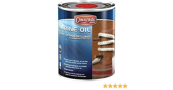 Owatrol Marine Oil Rostentferner Rostversiegelung 5 Liter Baumarkt