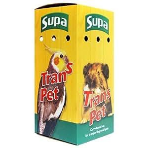 Supa Bird Small Animal Carry Box - 10 Pack Large-Large