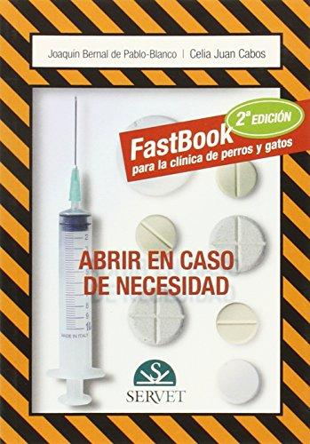 Fastbook para la clínica de perros y gatos - Libros de veterinaria - Editorial Servet por Aa.Vv.